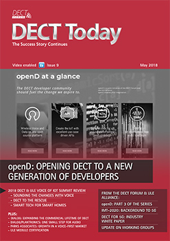 DECT Today - The Success Story Continues