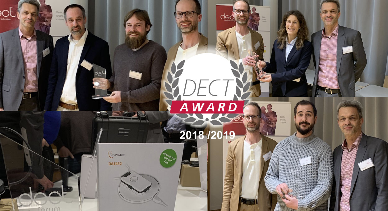 DECT Forum Award Winners 2018-2019